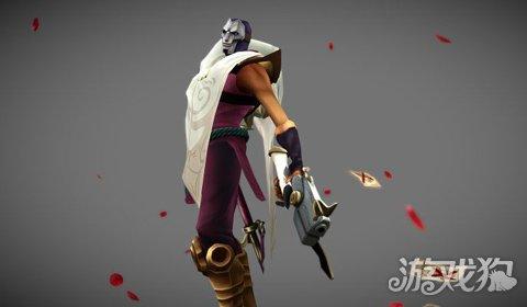 英雄联盟玩家自制戏命师 3D模型细节完美