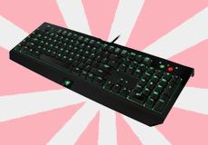 雷蛇机械游戏键盘