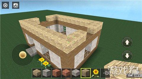 全民枪战小木屋的建筑过程