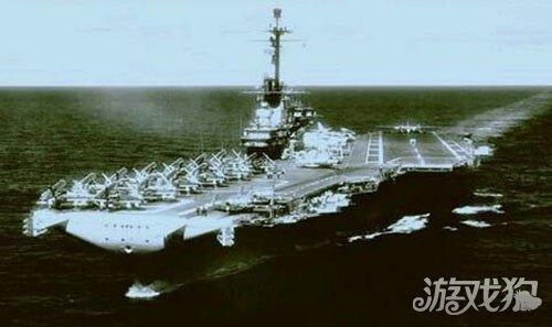 暴风战舰完美还原列克星敦级航空母舰