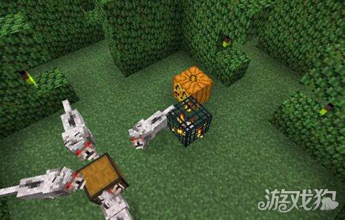 我的世界树篱迷宫怎么玩