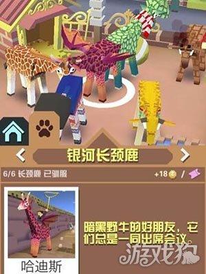 疯狂动物园飞天型动物类别介绍