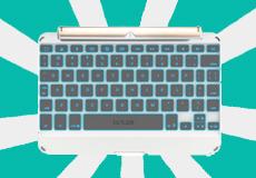 多彩小i蓝牙PAD键盘