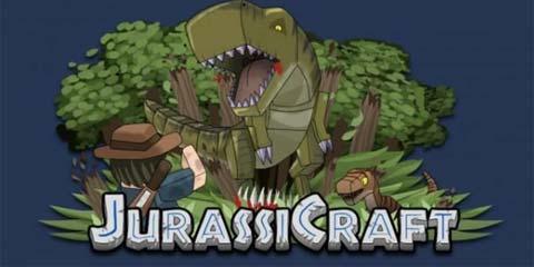 我的世界侏罗纪世界 饲养恐龙吧