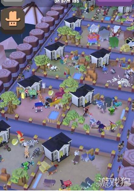 疯狂动物园全部地图升级可以获得多少门票