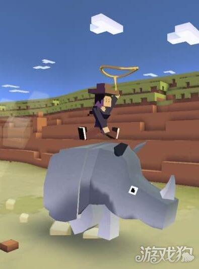疯狂动物园犀牛在哪个地图出现