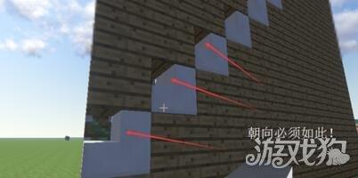 我的世界建造楼梯做伸缩教程伸缩观音雕刻步骤楼梯图片