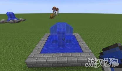 我的世界喷泉设计图 最全喷泉图解教程