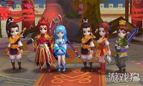 情动六界仙剑3D回合首部资料片12月22日上线然包人突打情表图片