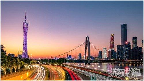 广州塔拥有世界最高的旋转餐厅