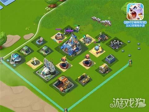 带有数字的圆形标志是npc岛屿,攻破后岛屿消失,玩家将获得岛屿上的