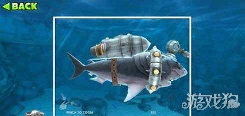 饑餓的鯊魚進化倍增點數有甚麼用怎麼獲得