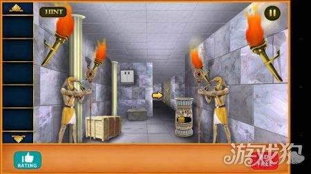 埃及金字塔攻略寻找线索操作流程教学