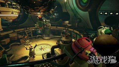 本周PSVR平台新上游戏及应用推荐 疯狂世界VR版来袭