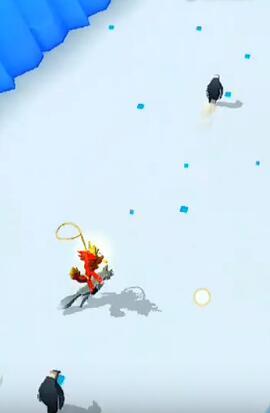 疯狂动物园仙女企鹅稀有隐藏动物抓取技巧