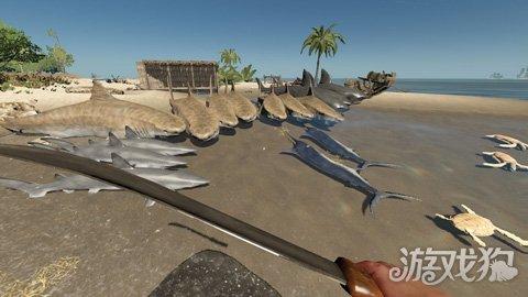 荒岛求生鲨鱼捕捉方法 完美猎杀大鲨鱼流程