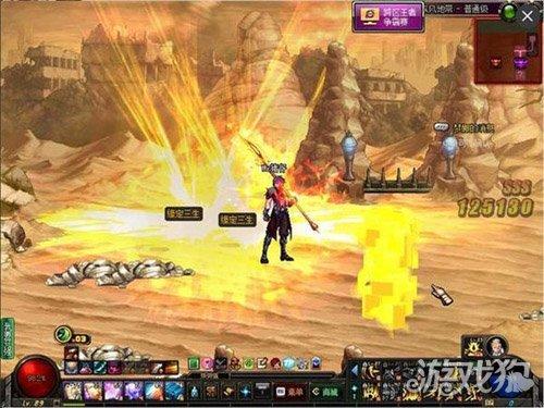 dnf玩家欧气大爆炸 同款耳环双黄出现图片