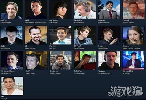 2017 dota2基辅特锦赛中英俄解说及赛程公布