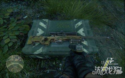 狙击手幽灵战士3枪械全收集位置图解