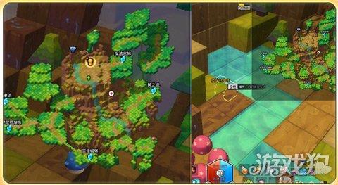 冒险岛2蘑菇丛林宝箱在哪 蘑菇丛林宝箱位置一览