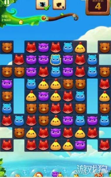 不时小动物或者是其他的元素,许多的玩家看到这个图标,不知道如何收集