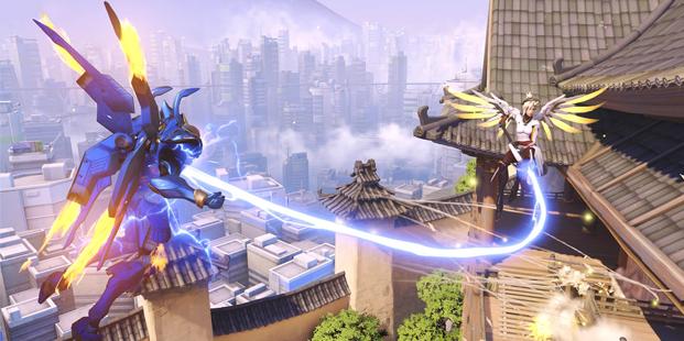 剑指守望联赛 好莱坞中国剧院成立电竞战