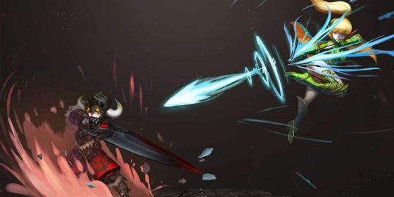 龍之谷手游PK王者手尖跳動的火球 火舞技能解析