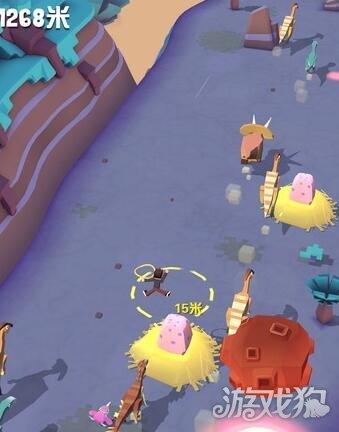 疯狂动物园侏罗纪主题地图玩法规则介绍