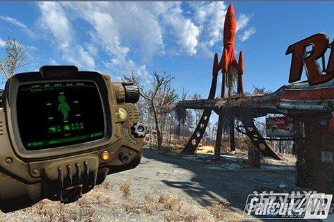 E3 B社正式公布辐射4 带上VR享受废土风格