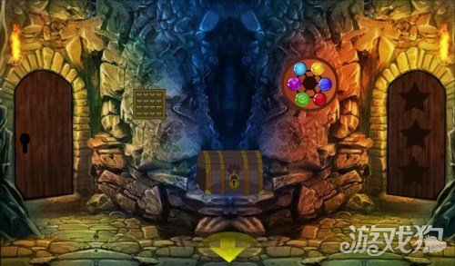 逃离岩石城堡攻略高分脱出游戏玩法解析