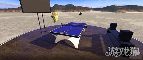 《11:乒乓球VR》网球模拟VR误判正式来袭体育游戏图片