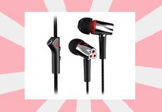 SoundBlasterXP5入耳式专业游戏耳机