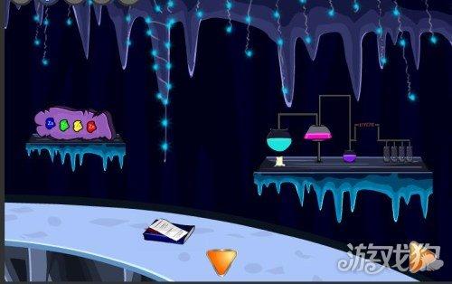 逃離奧地利的冰洞攻略高分脫出遊戲玩法講解