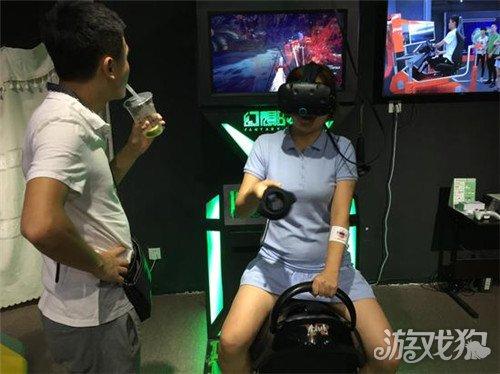 游族龙虾VR让用户真正免费体验VR游戏