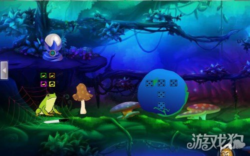 逃出奇幻的森林攻略高分离开游戏趣味玩法全解图片