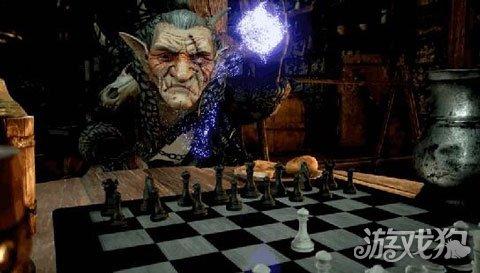VR新游《魔法开局》登陆Steam VR版国际象棋