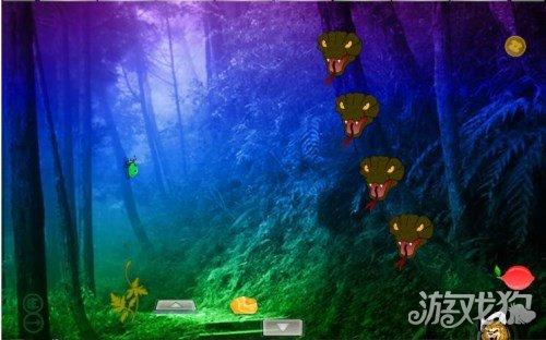 逃離奇妙秘密森林攻略成功脫出遊戲順利解開謎底