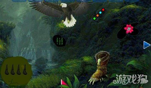 逃離奇幻鷹世界攻略完整通關順利解開密碼詳解