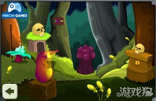 逃离神奇的绿色森林攻略解开谜底找到出路说明