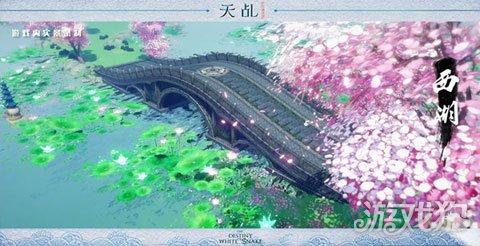 (图1:西湖断桥)图片