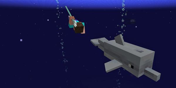 我的世界水域更新公布 天空生物B加入