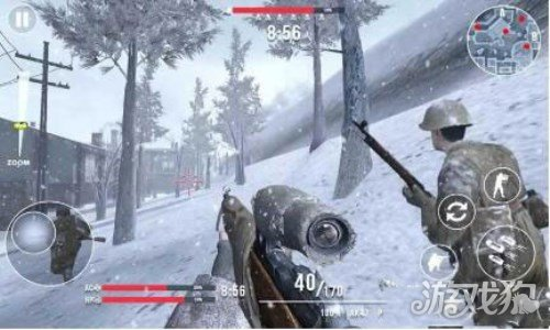 二戰狙擊手攻略遠端暗殺敵軍要點介紹