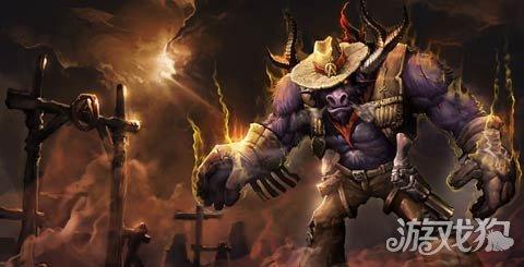 英雄联盟海克斯闪现这样用 ming牛头如同怪物