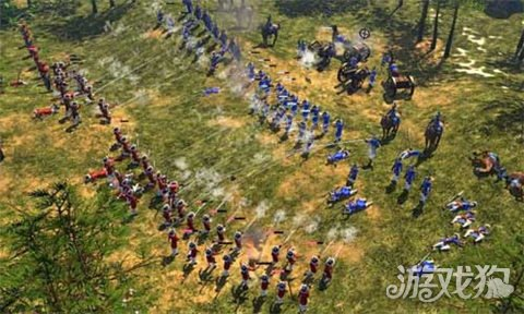 帝国时代3无限人口_说说《帝国时代3决定版》体验和特色分析