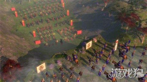 帝国时代3中国打日本图片