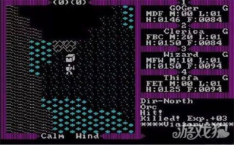 角色扮演游戏发展史:不得不提的欧美RPG和日系RPG