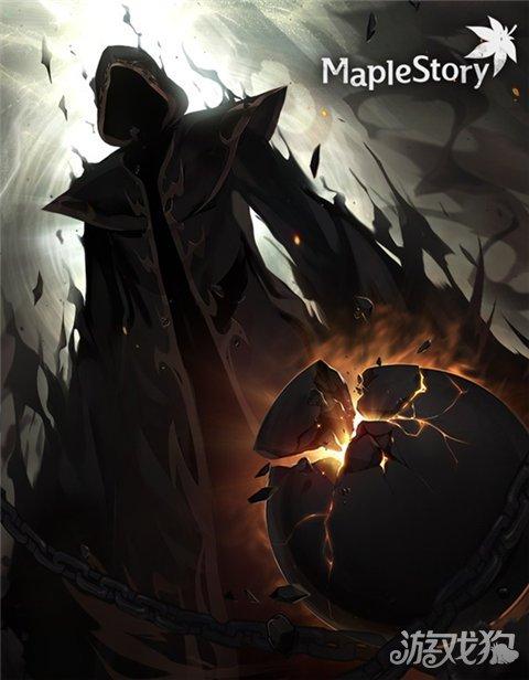 最后的决战 韩服《冒险岛》黑魔法师登场