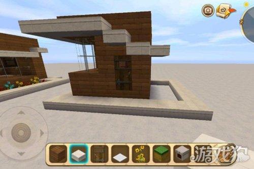 精美別致的迷你世界之田園風別墅建造介紹