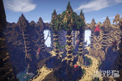 我的世界15个自然建筑