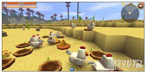 迷你世界鸡吃什么食物会生小鸡图片